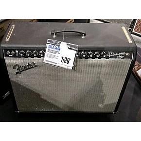 Used Fender Vibrasonic Custom 1x15 Reissue Tube Guitar
