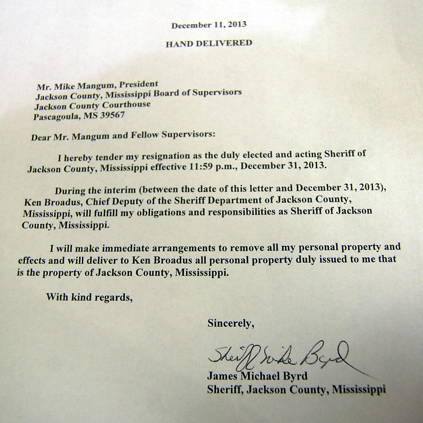Official Letter Of Resignation Formal Letter Of Resignation Gets