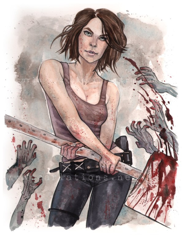Ultimate Walking Dead Fan Art