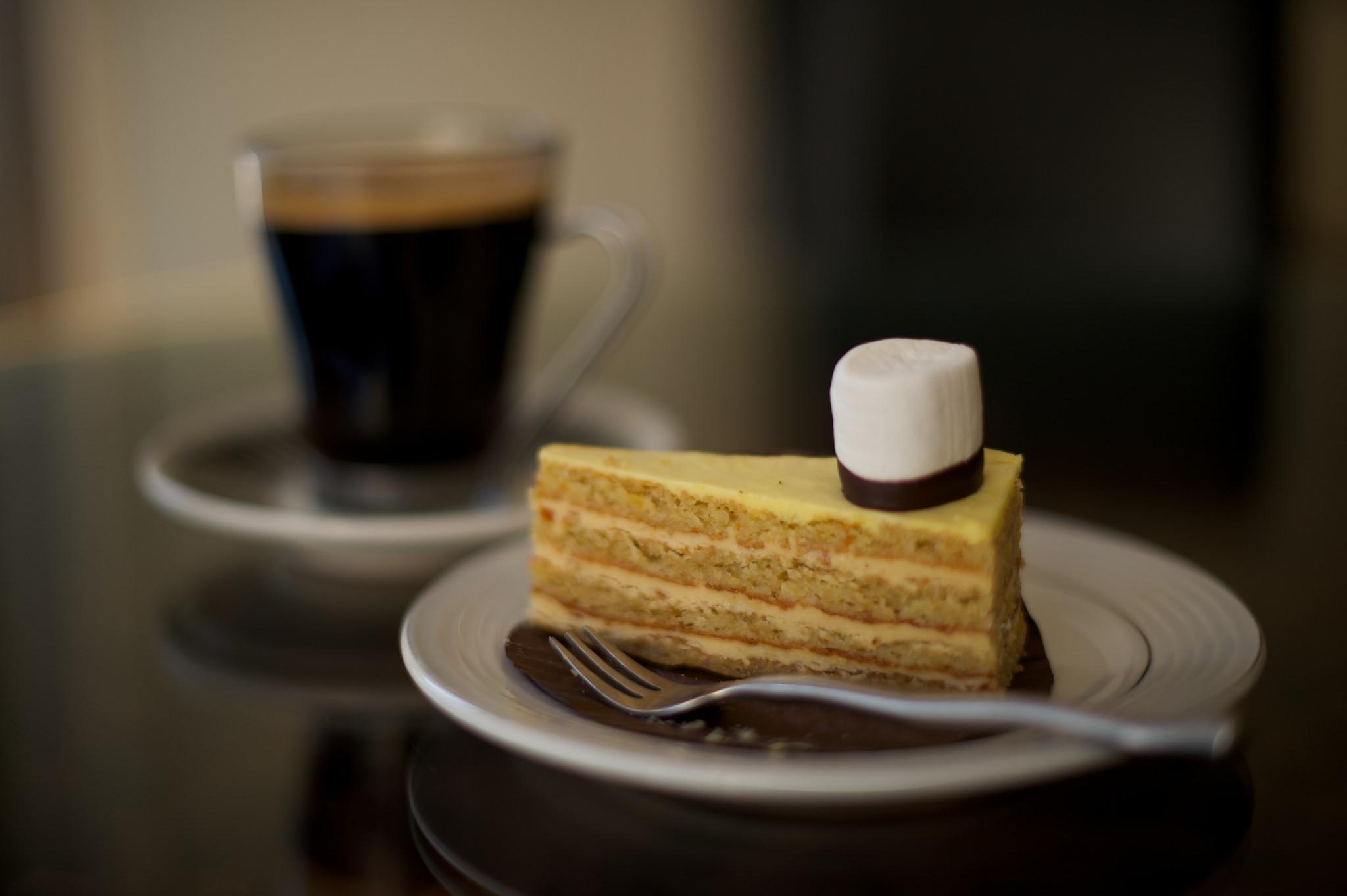 dolce caff biscotti secchi  ricetta