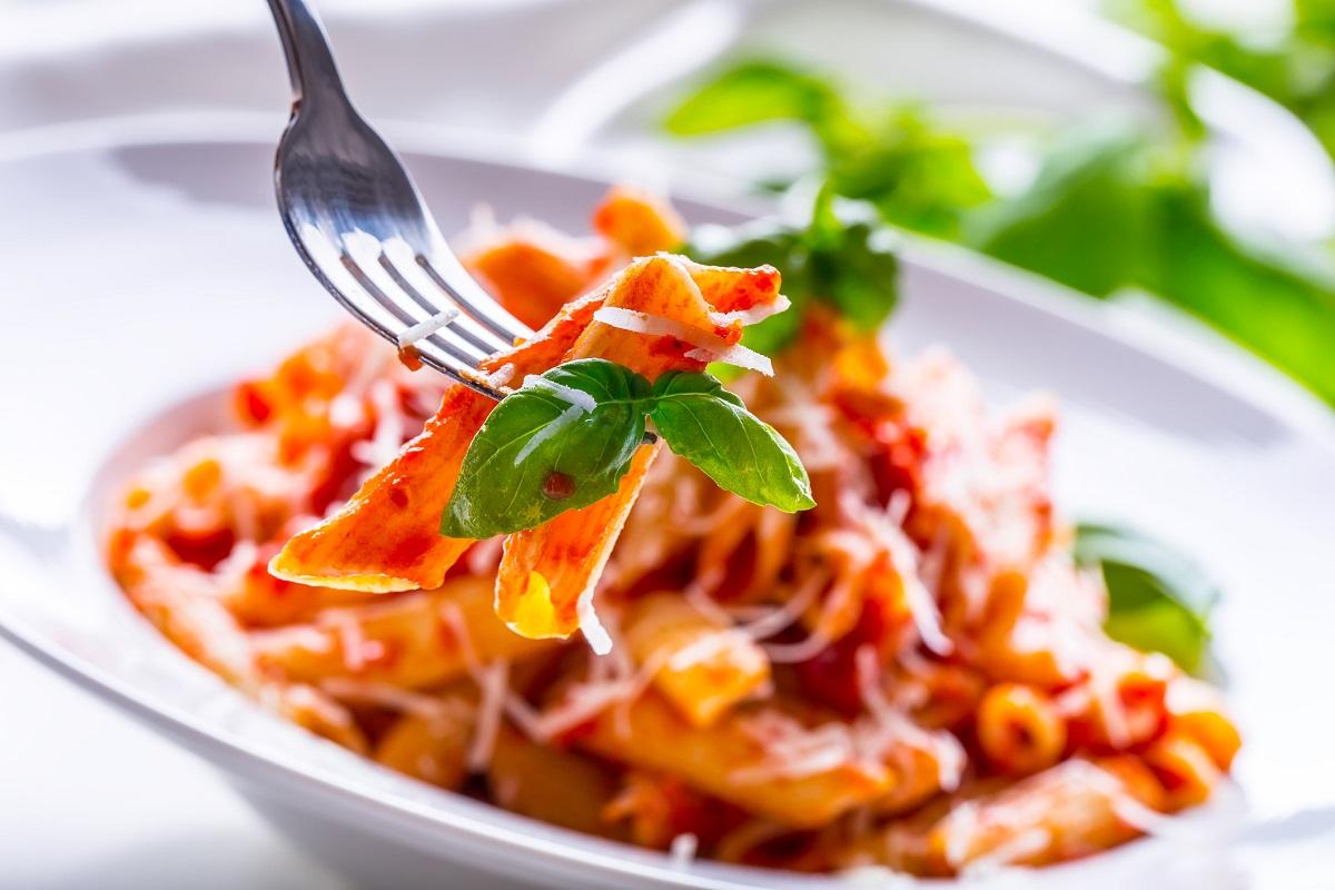 Pasta con peperoni  Ricetta