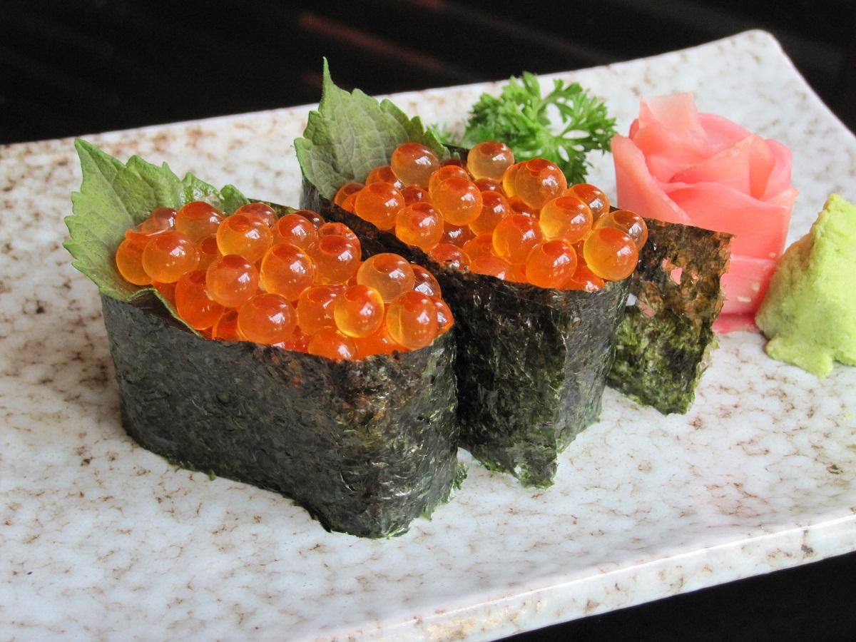 gunkan maki  Ricetta Giapponese