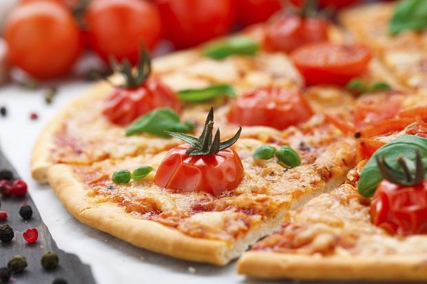 Pizza alle alghe  Ricette vegan