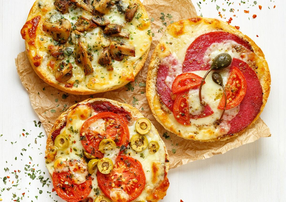 Pizza di pane  Ricetta