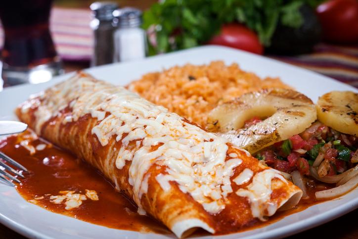 Enchiladas messicane  Ricetta facile