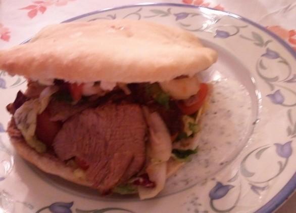 Il kebab fatto in casa la ricetta originale