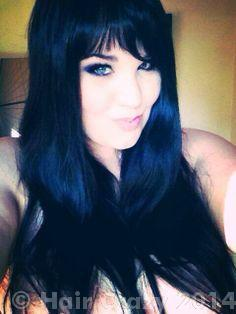 Black Hair With Blue Tint Without Bleaching Forums
