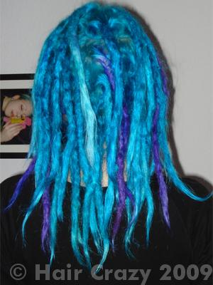 Turquoise Dreads Forums