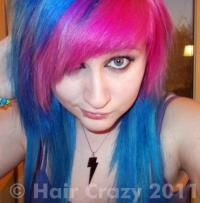 Buy Capri Blue Crazy Color Hair Dye