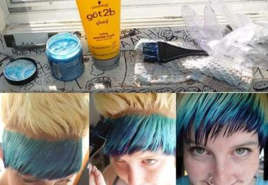 How To Dye Your Hair Purple Haircrazy