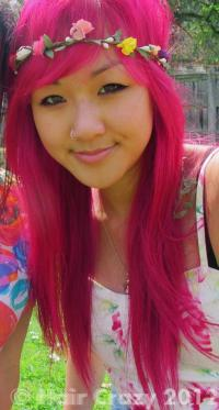How to Dye your Hair Pink - HairCrazy.com