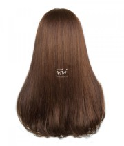 camilla natural lace front wig