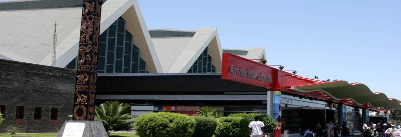 Ivato International Airport Antananarivo Halal Trip