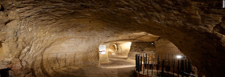 City Of Caves Nottingham Halal Trip