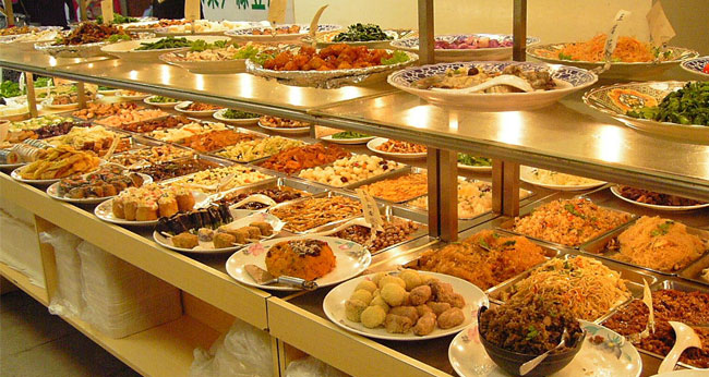 Nearest Buffet Restaurant Near Me