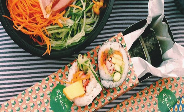 Sushi Places Near Me Open