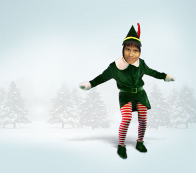 Elf Yourself With Holiday ECards