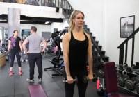 آموزش انجام حرکات با وزنه (۲)