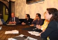 نشست رسانههای ایرانی با رهبر و نمایندگان حزب اندیپی بریتیش کلمبیا