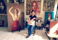 گفتوگو با هنرمند نقاش، اوژن شيراوژن