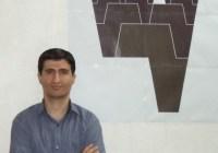 حمید نادری یگانه، خالق تصاویر بدیع هنری با معادلات ریاضی