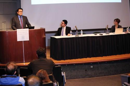گزارش کامل دیدار مجید جوهری، نمایندهٔ ایرانیتبارِ مجلس فدرال، با ایرانیان ونکوور