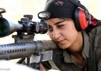 زنان و مبارزهٔ مسلحانه