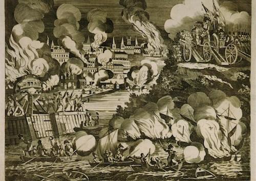 جنگ ۱۸۱۲ میان آمریکا و کانادا