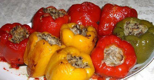 انواع دلمههای گیاهی خوشمزه