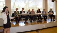 گزارشی از جلسهٔ پرسش و پاسخ نامزدهای احزاب برای انتخابات استانی در منطقهٔ نورث شور