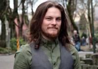 جیمز مارشال نامزد حزب سبز در حوزهٔ ونکوور-وستاند به پرسشهای رسانهٔ همیاری پاسخ میدهد