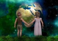 زمینی… – دلنوشتهای برای زمین و زمینیان