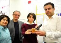 گفتوگو با تیم ایرانی طراح دستگاه جدیدی برای تشخیص سرطان سینه در کانادا