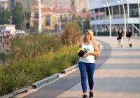 حرکات ورزشی بدون نیاز به وسیلهٔ ورزشی (۴) – دویدن