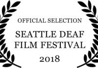 حضور لادن صحرایی، فیلمساز ناشنوای ایرانی ساکن ونکوور، در جشنوارهٔ فیلم سیاتل