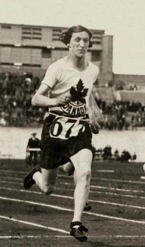 فانی روزنفلد در مسابقات المپیک ۱۹۲۸ آمستردام