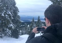 پیادهروی در برف (snowshoeing)