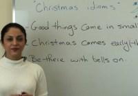 اصطلاحات کریسمسی