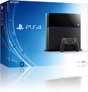Sony PlayStation 4 mit Vodafone green LTE 6 GB Vertrag! bestellen