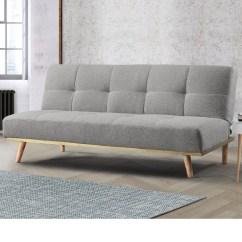 Light Grey Sofa Bed Uk Mustard Yellow Snug Fabric