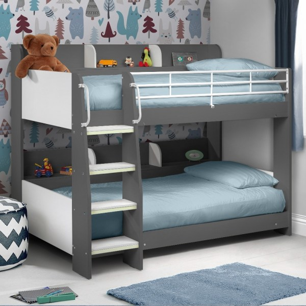 Kids Bunk Beds with Storage