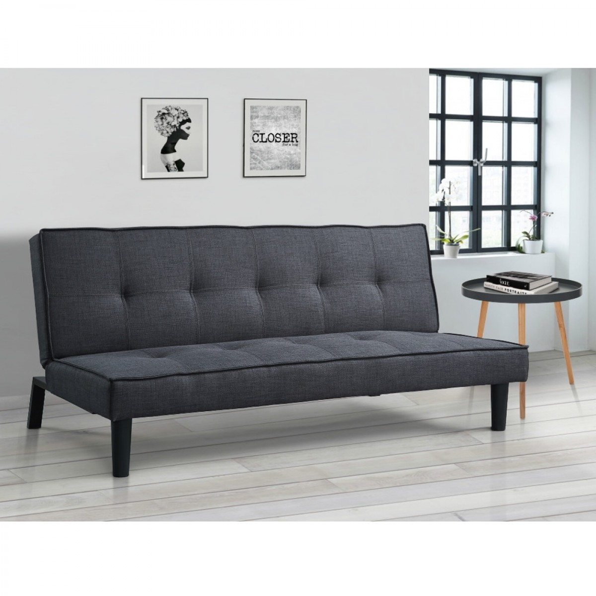 grey fabric sofa next dfs brown leather tyler bed tap to expand