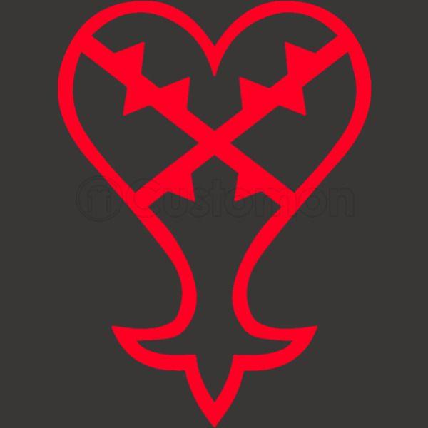 heartless logo red kingdom