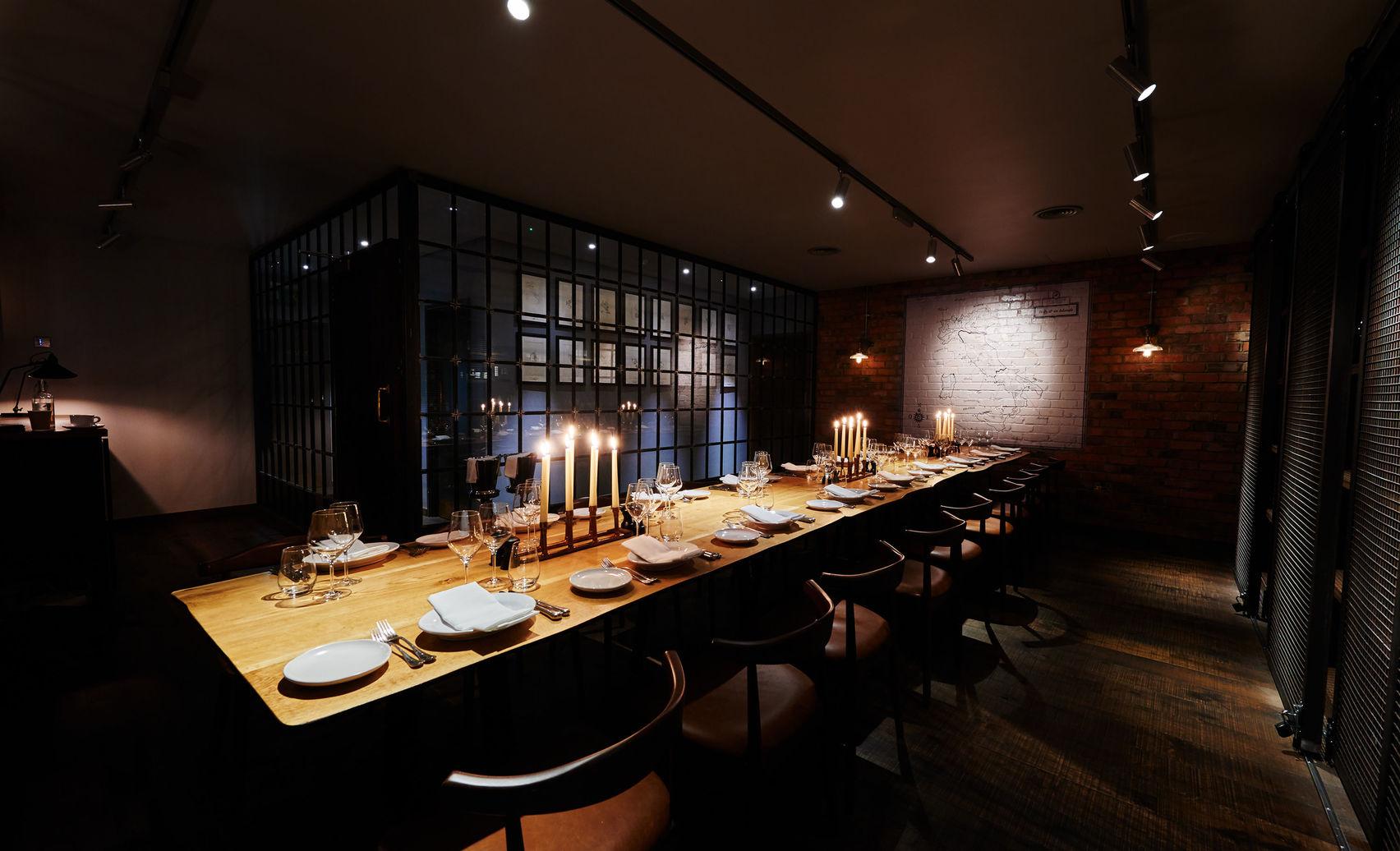 Book Private Dining Room Canto Corvino London  HeadBox