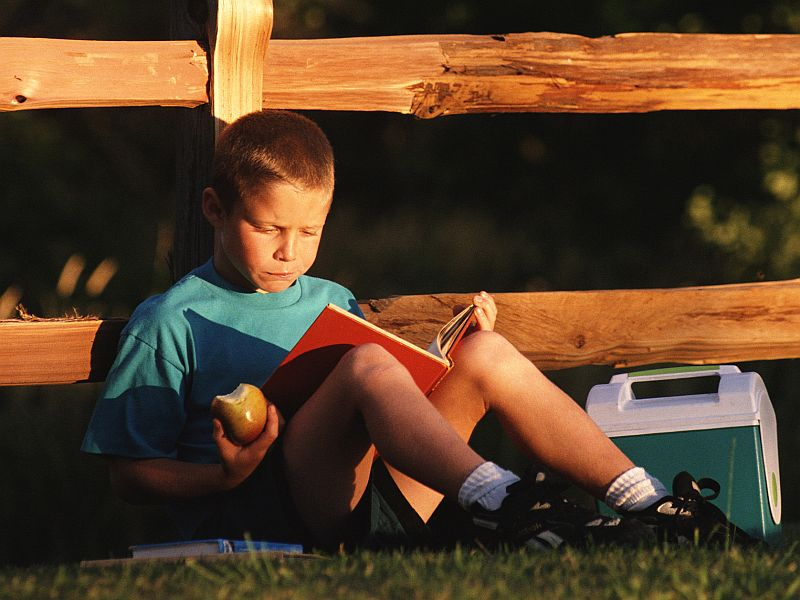 News Picture: Homework as a Character-Builder