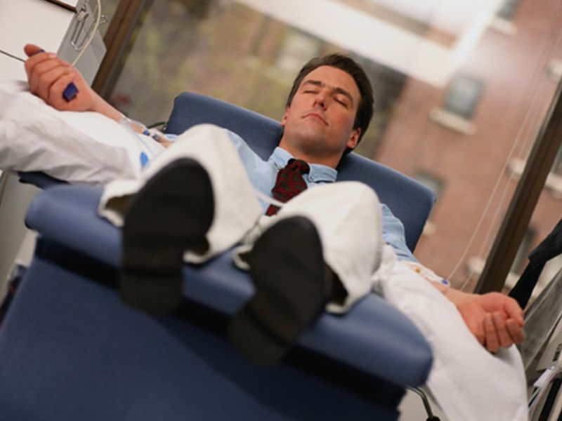 News Picture: Blood Banks Could Help Screen for Hereditary High Cholesterol