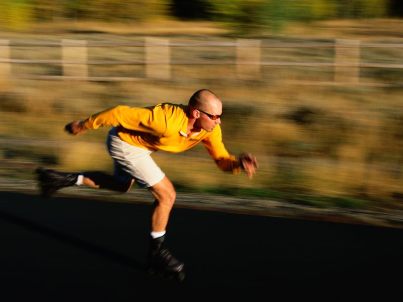 News Picture: Could Too Much Exercise Be Bad for Men's Hearts?