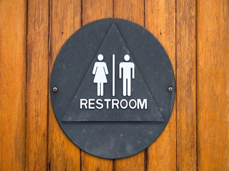 News Picture: As Trump Rolls Back Transgender Bathroom Rights . . .