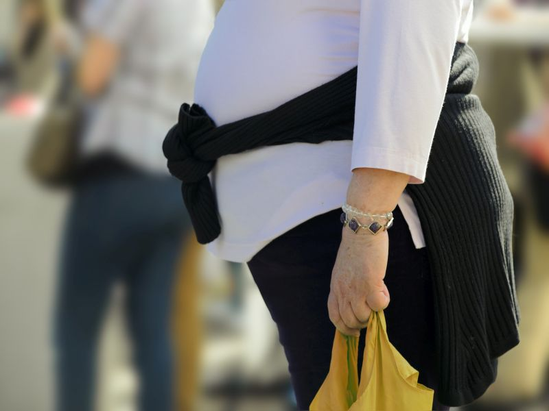 News Picture: Bigger Waistlines a Threat to Women's Health, Even Without Obesity
