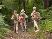 News Picture: Nature Nurtures Kids